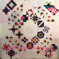 2019 Opp Quilt Traditional Meets Modern